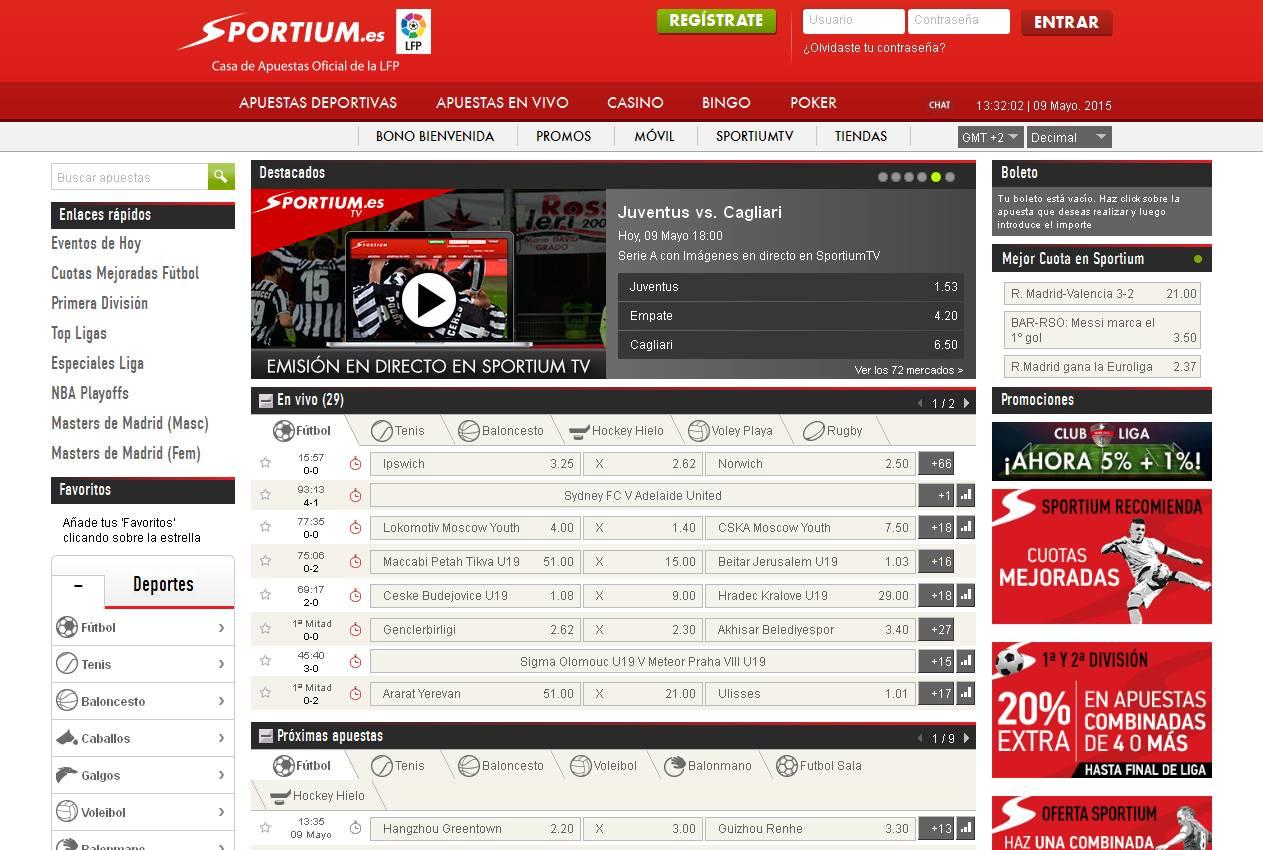 sportium.com